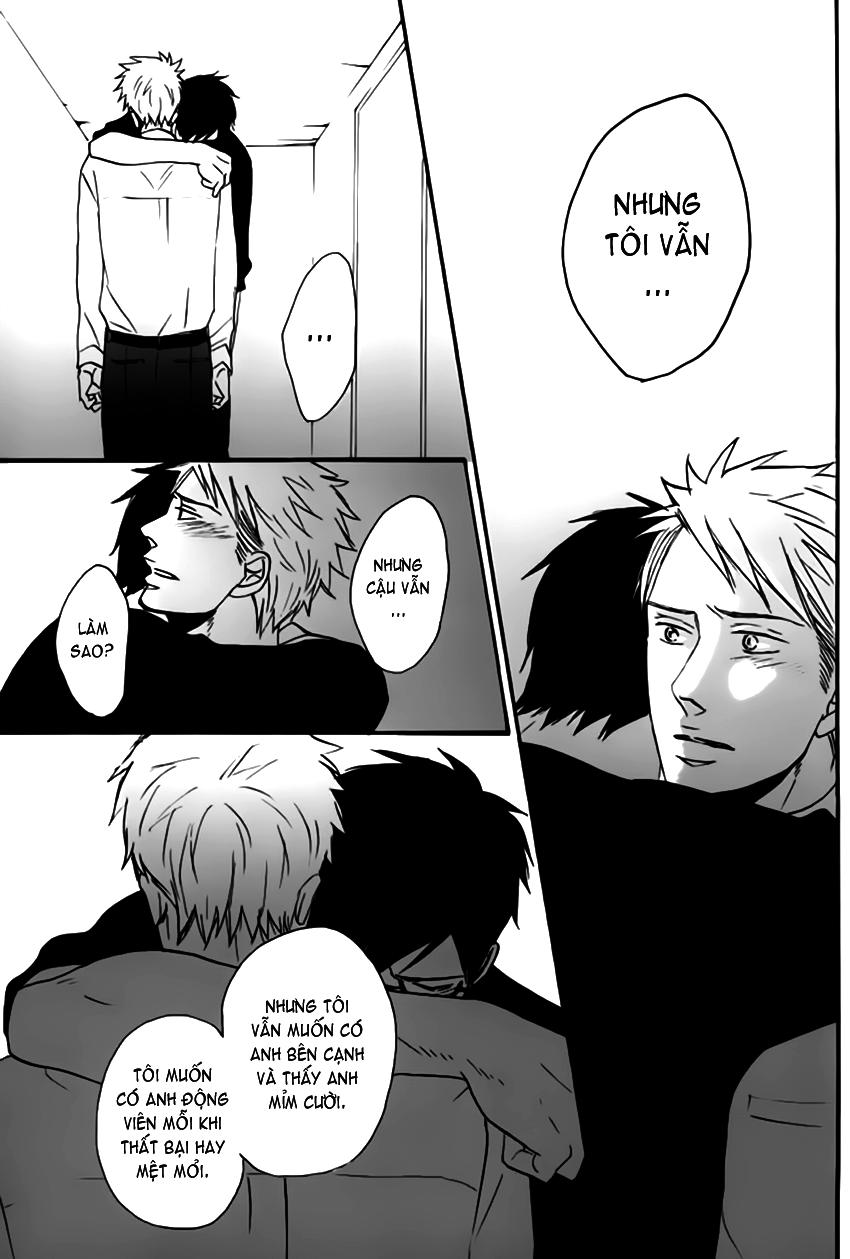 Trang 26 - Dù Thế Nào Em Vẫn Yêu Anh--EXTRA 4--END--[ShuShi Group] (- Yoneda Kou) - Truyện tranh Gay - Server HostedOnGoogleServerStaging