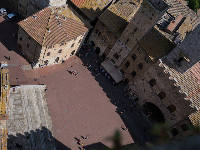 San Gimignano Hautplatz