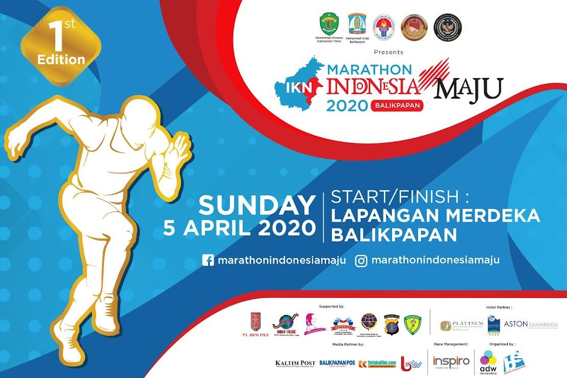 Marathon Indonesia Maju • 2020