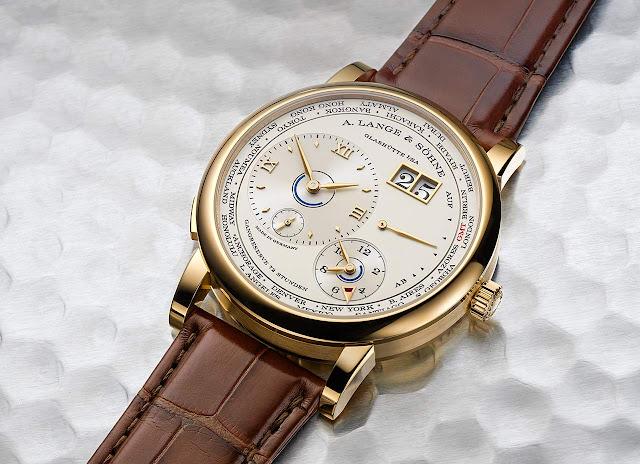 A. Lange & Söhne Lange 1 Time Zone ref. 136.021