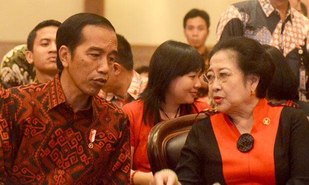 PAN Bergabung Koalisi, Tanda Jokowi Talak Tiga PDIP dan Megawati Soekarnoputri
