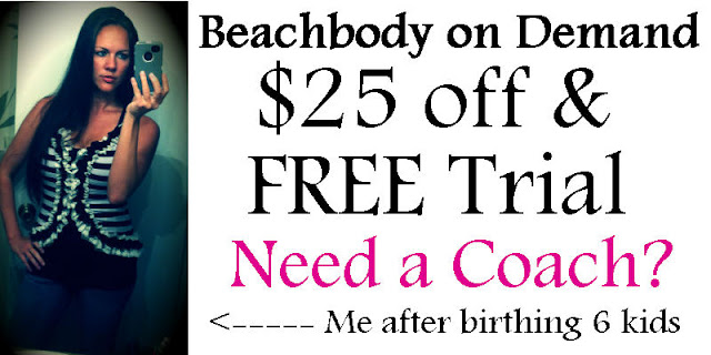 Beachbody on Demand $25 off & FREE Trial Coupon Code 2016-2017, Find a beachbody coach, Team Beachbody on Demand