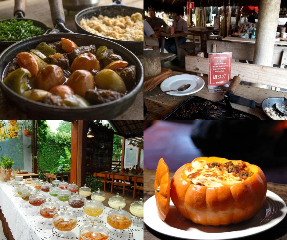 restaurantes imperdíveis de Belo Horizonte