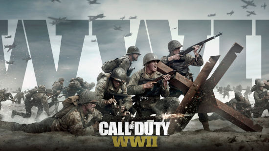 Call of Duty WWII - Soldats - Ultra HD 4K 2160p