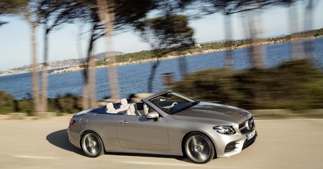 2018 Mercedes-Benz E-Class Cabriolet Review