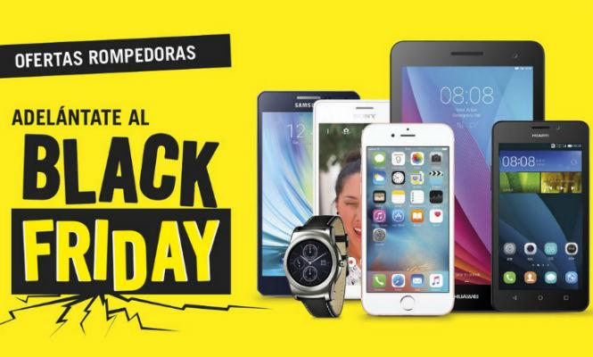 Phone House triplica ventas Black Friday