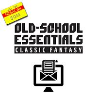 Free GM Resource (Freebie): Old School Essentials Newsletter