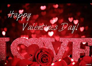 أجمل وأحلى رسائل وهدايا عيد الحب Happy valentine day