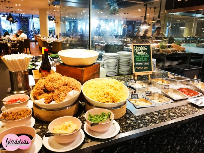 Buffet Makan Malam Peranakan Nyonya Cuisine di Renaissance Hotel Johor Bahru!
