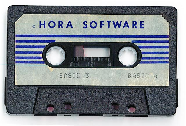 Hordac 64  BASIC 3-4