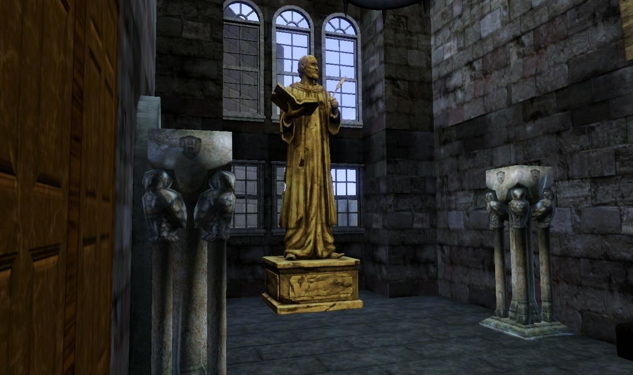 My Sims 3 Blog Hogwarts Forever By The Hogwarts Architect