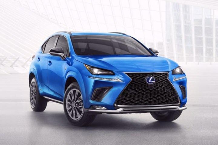 Lexus NX Hybrid 2021 ra phiên bản đặc biệt có thiết kế bắt mắt
