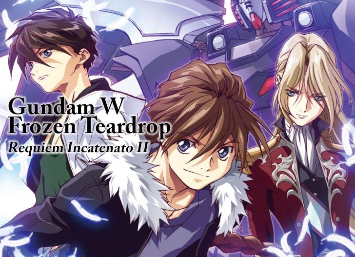 [DIGEST] Gundam W Frozen Teardrop ④ Requiem Incatenato II