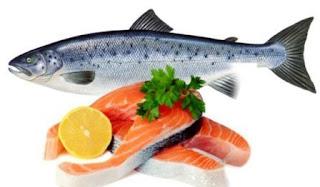 Kandungan Laperma Platinum 2 : Ikan Salmon