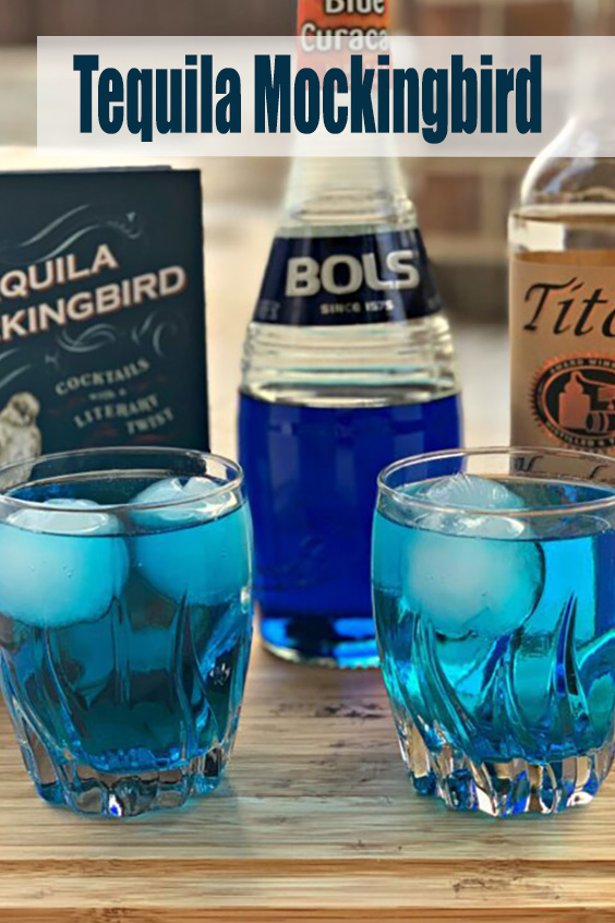 Easy Tequila Mockingbird Recipe