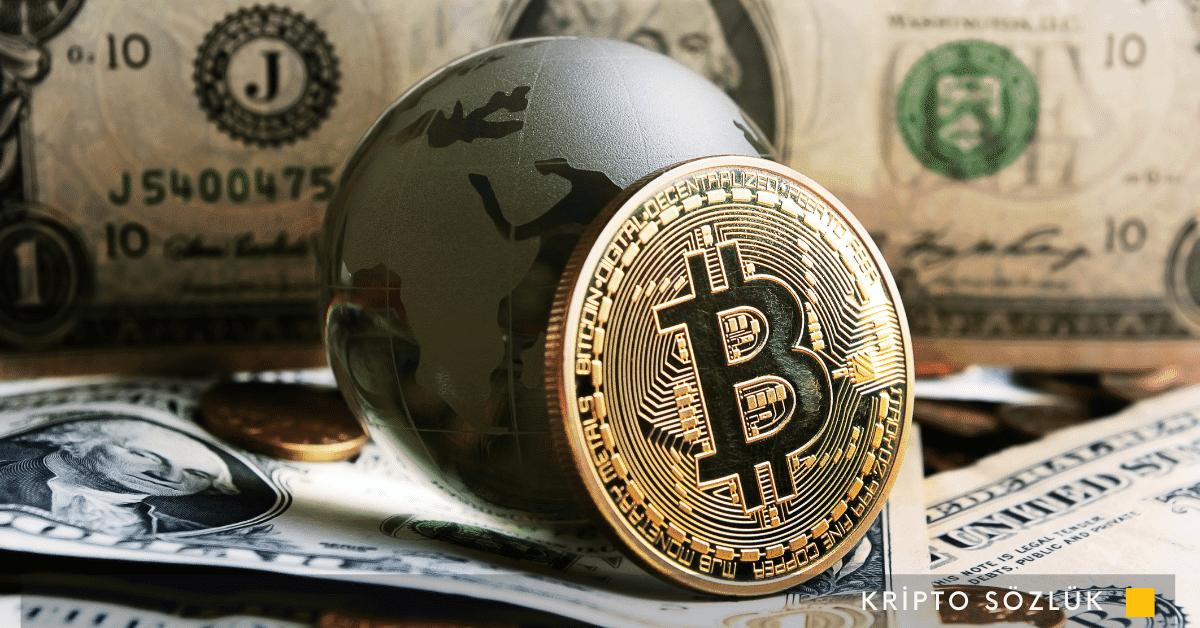 Bitcoin dünyanın en büyük bankası olmak üzere