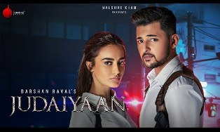 Judaiyaan Lyrics - Darshan Raval & Shreya Ghoshal