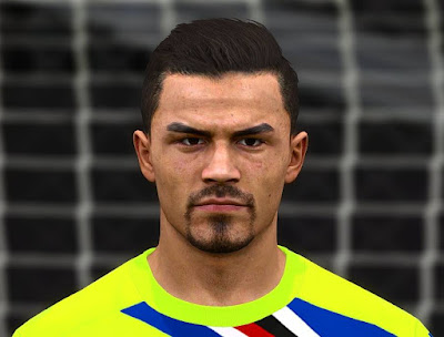 PES 2017 Faces Emil Audero by Judas