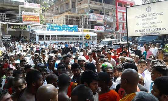 3130 soldiers in Kandy Security intensity
