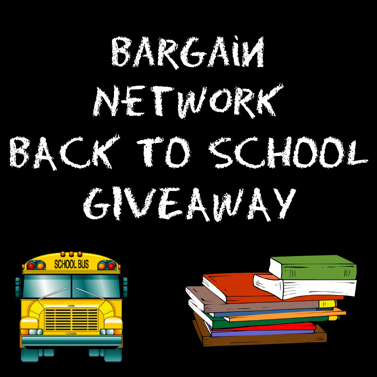 The Bargain Network Back To School Giveaway The A List