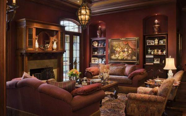 d coration salon d cor de salon. Black Bedroom Furniture Sets. Home Design Ideas