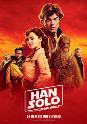 Solo A Star Wars Story 2018 English 720p HDCam 1GB