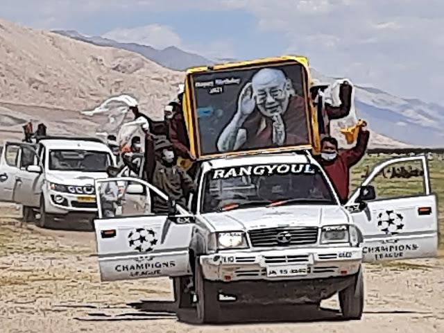 The Butterfly Effect in Ladakh