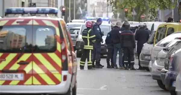Τρομοκρατική επίθεση σε Ελληνορθόδοξη εκκλησία στη Γαλλία - Σε κρίσιμη κατάσταση ο Έλληνας ιερέας (βίντεο)