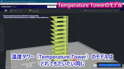 Temperature Tower