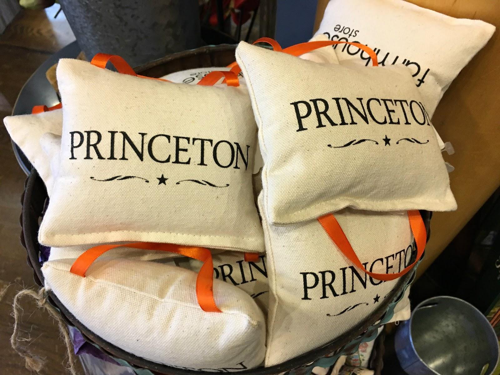 Princeton accessories