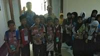 Siswa Kelas V Ibnu Sina SD IT Anak Sholeh Praya Kunjungi DPRD NTB