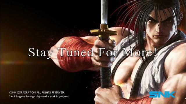 الإعلان رسميا عن لعبة Samurai Spirits القادمة من طرف أستوديو SNK و هذه أول التفاصيل ..