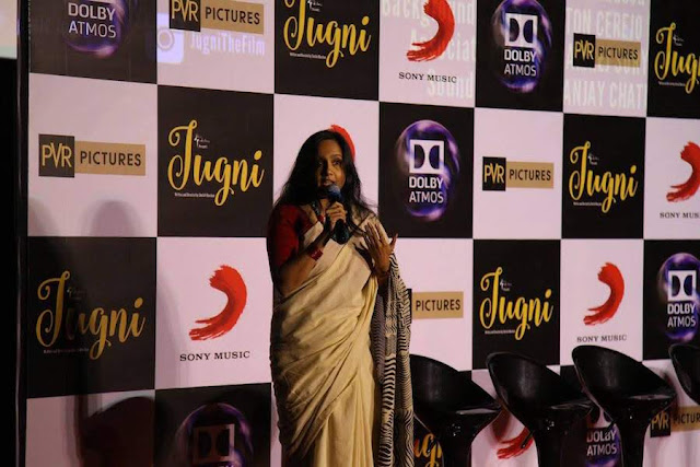 Music Launch Of #Jugni A Film By Shefali Bhushan