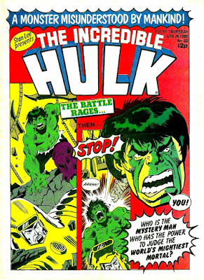 Incredible Hulk Weekly #60