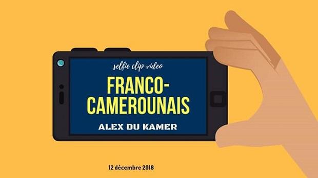 Alex du Kamer: un «Franco-Camerounais» qui assume sa bi-culturalité