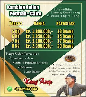 Harga Kambing Guling di Tanjungsari, kambing guling di tanjungsari, kambing guling tanjungsari, kambing guling,