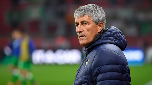 Transfer: Setien's first signing as Barcelona manager revealed