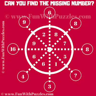 Can you solve this Number Puzzle?