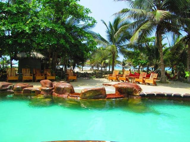 hotel en Canoa Manabí- Canoa Beach Hotel