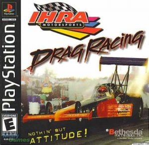 Baixar IHRA Motorsports Drag Racing (2000) PS1