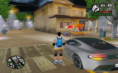 GTA San Andreas GTA V Mod Download