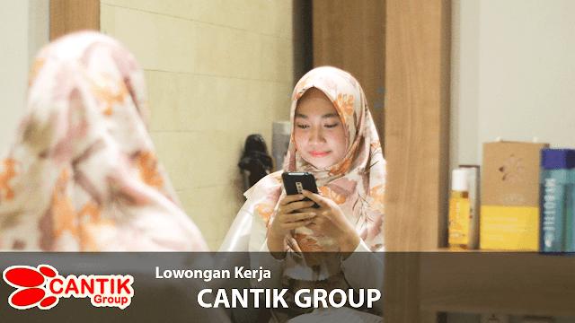 Lowongan Kerja Supervisor Beauty Care & Spa Cantik Corp Serang & Cilegon