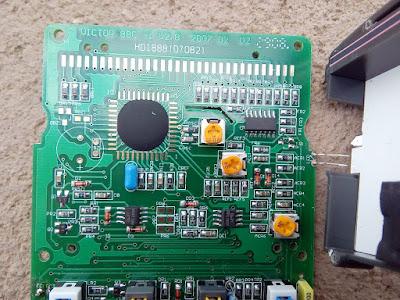 Placa multímetro Minipa ET-2082B