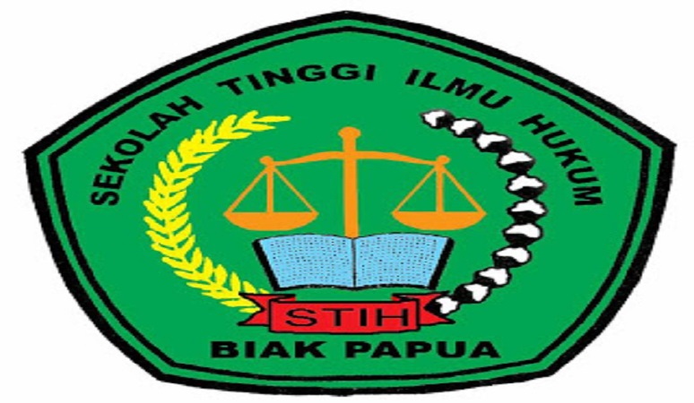 PENERIMAAN MAHASISWA BARU (STIH BIAK) 2017-2018  SEKOLAH TINGGI ILMU HUKUM BIAK-PAPUA