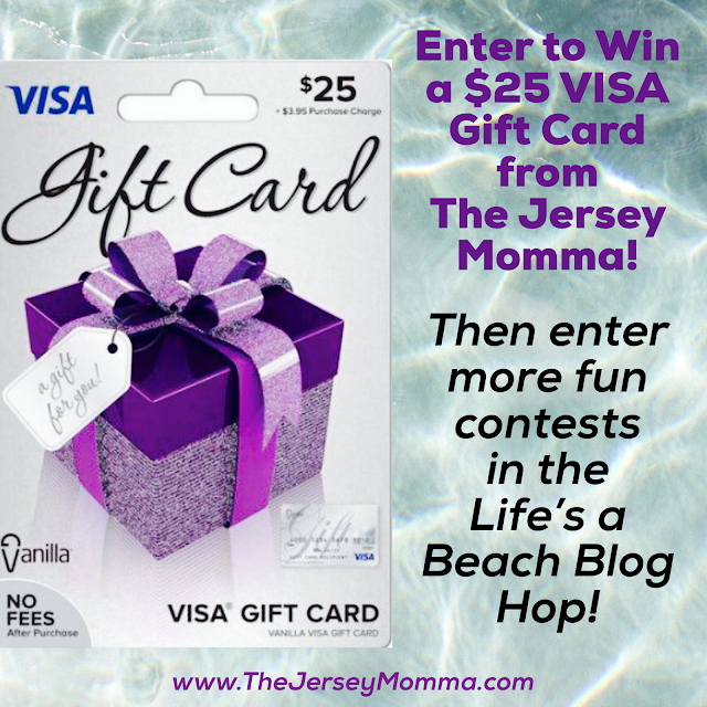 The jersey momma enter to win a 25 visa gift card in the lifes a good luck the fine print us entrants only 18 and over please contest runs 51518 52918 one winner will be chosen via rafflecopter on 529 solutioingenieria Choice Image