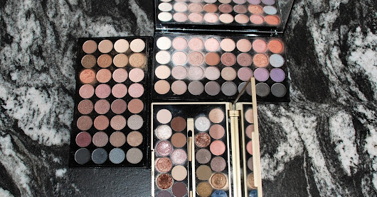 My Makeup Revolution collection