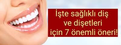 Dişetleri sağlığı