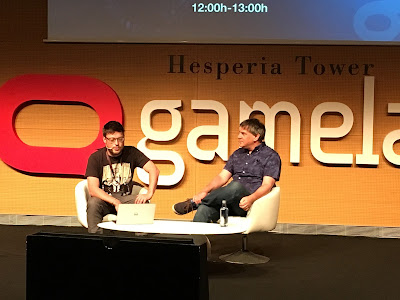 gamelab 2016 Ron Gilbert