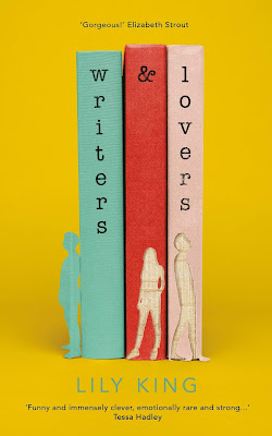 Writers & Lovers by Lily King book cover
