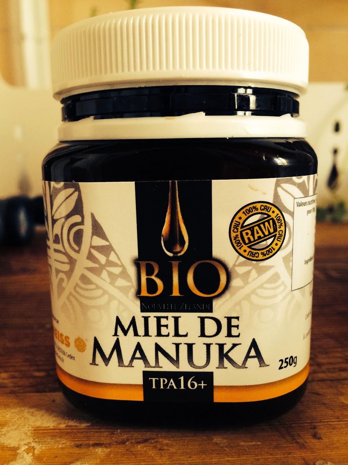 juju love you j 39 ai test pour vous le miel de manuka